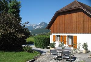 Location vacances Corti - terrasse