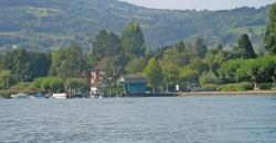 Lac d'Annecy - vue Embarcadère