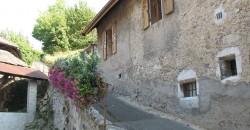 Duingt village montée