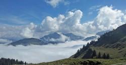 Randonnée de la montagne du Charbon - La Combe